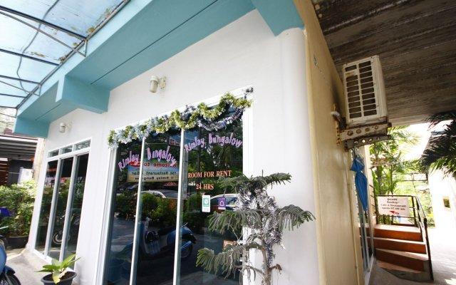 Отель Rimlay Bungalow вид на фасад