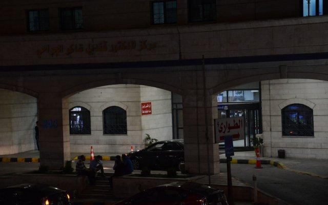 Отель Jasmine leaves furnished apartments Иордания, Амман - отзывы, цены и фото номеров - забронировать отель Jasmine leaves furnished apartments онлайн вид на фасад