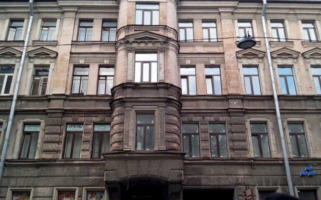 Гостиница Фабрика в Санкт-Петербурге 3 отзыва об отеле, цены и фото номеров - забронировать гостиницу Фабрика онлайн Санкт-Петербург вид на фасад