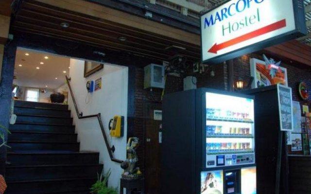 Отель Marcopolo Hostel Таиланд, Бангкок - отзывы, цены и фото номеров - забронировать отель Marcopolo Hostel онлайн вид на фасад