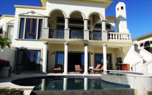 Отель Cabo del Sol, The Premier Collection вид на фасад