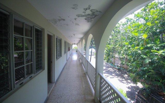 Sahara Hostel вид на фасад