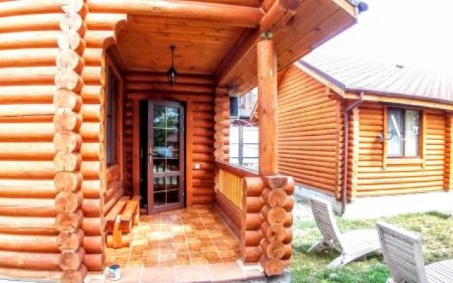 Гостиница Holiday Home Eco Srub вид на фасад
