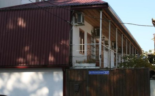 Гостиница Guest House Sofya вид на фасад