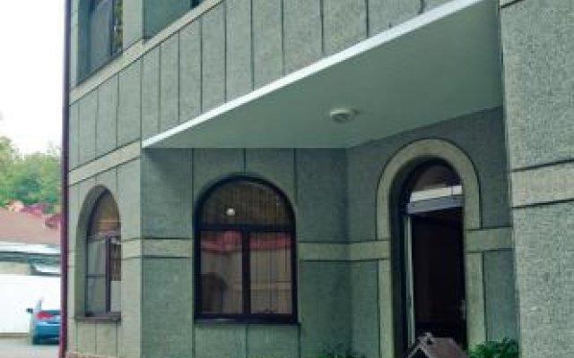 Отель Лесная Поляна Ставрополь вид на фасад
