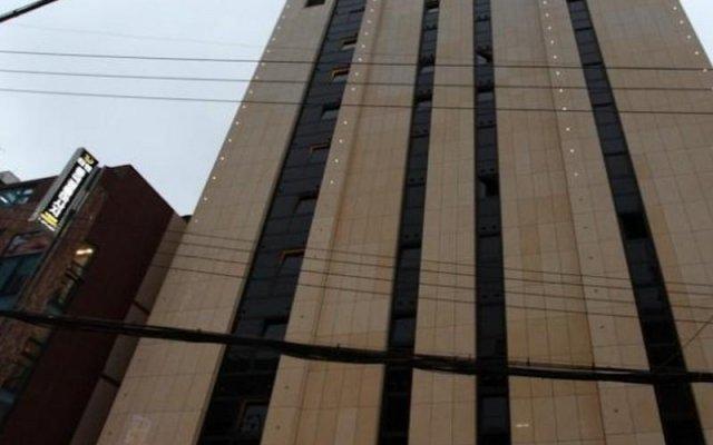 Hotel Cullinan Wangsimni вид на фасад
