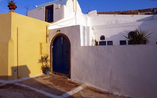 Отель Santorini Caves Греция, Остров Санторини - отзывы, цены и фото номеров - забронировать отель Santorini Caves онлайн вид на фасад