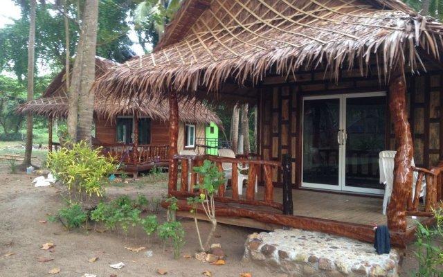 Отель Freeda Resort Koh Jum пляж Ко Юм вид на фасад