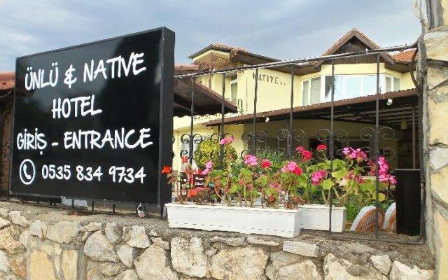 Ünlü Hotel Турция, Олудениз - отзывы, цены и фото номеров - забронировать отель Ünlü Hotel онлайн вид на фасад