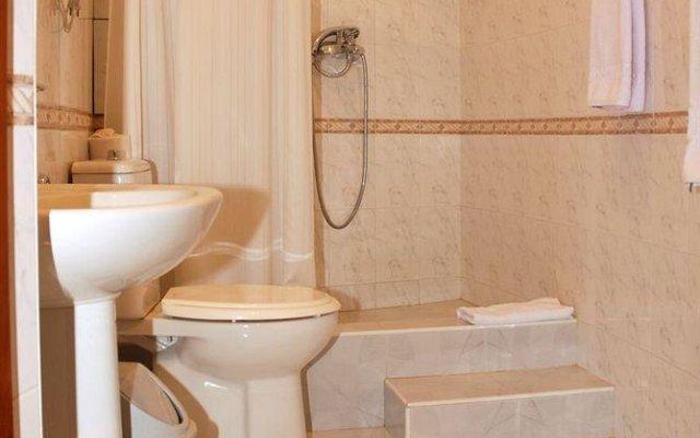 Отель Эрмитаж Екатеринбург ванная