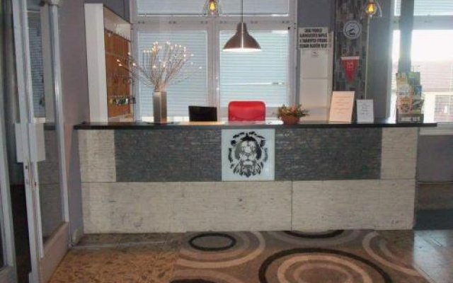 Hotel Bílý Lev