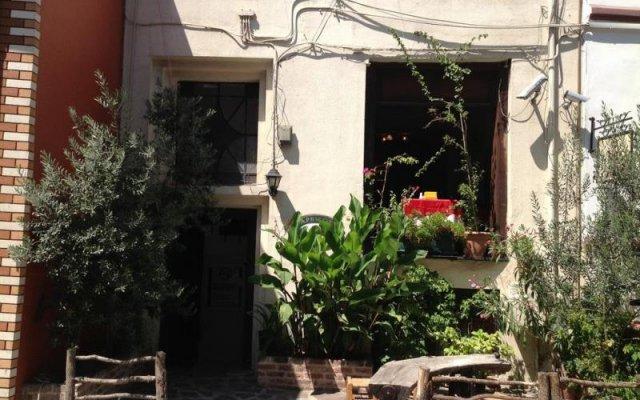 Apricot Hotel Istanbul вид на фасад
