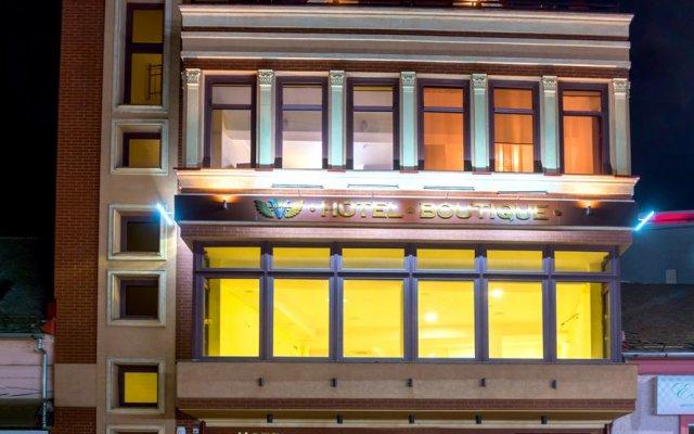 Hotel Boutique вид на фасад