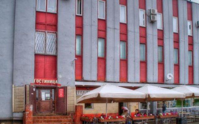 Mini Hotel Third Floor Москва вид на фасад