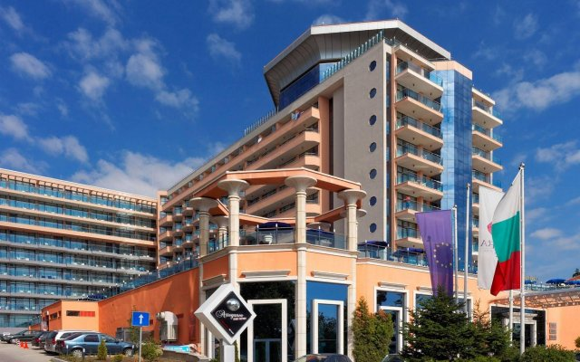 Astera Hotel & Spa - All Inclusive вид на фасад