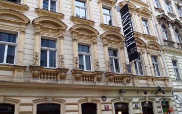 Prague Apart Hotel вид на фасад