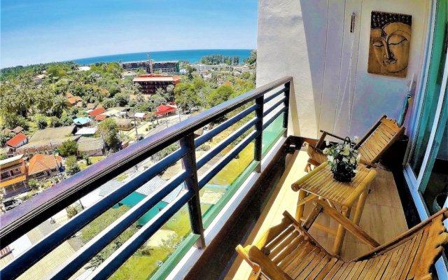 Отель Sea and Sky 2 Karon Beach by PHR