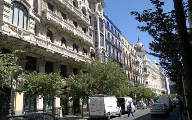 Отель Pension Rodriguez вид на фасад