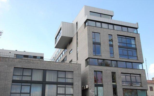 Отель ApartmentsINN Литва, Вильнюс - отзывы, цены и фото номеров - забронировать отель ApartmentsINN онлайн вид на фасад