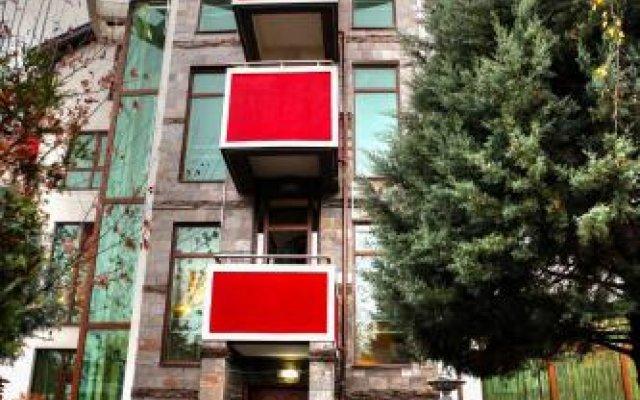 Отель Meatsa Hotel Болгария, Карджали - отзывы, цены и фото номеров - забронировать отель Meatsa Hotel онлайн вид на фасад