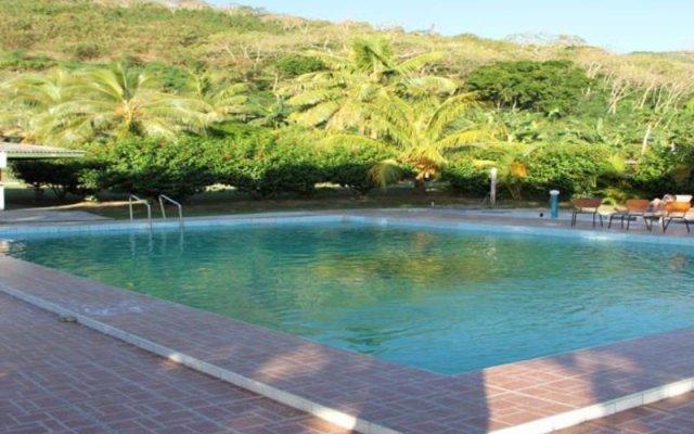 Отель Korovou Eco Tour Resort Фиджи, Матаялеву - отзывы, цены и фото номеров - забронировать отель Korovou Eco Tour Resort онлайн бассейн