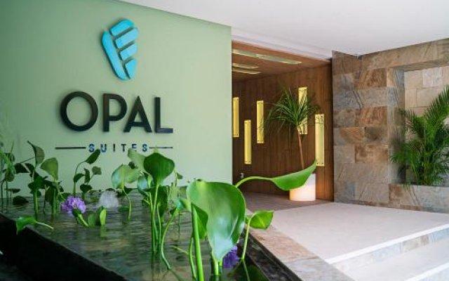 Отель Opal Suites Мексика, Плая-дель-Кармен - отзывы, цены и фото номеров - забронировать отель Opal Suites онлайн вид на фасад