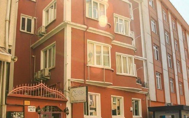 Armoni City Hotel Турция, Стамбул - отзывы, цены и фото номеров - забронировать отель Armoni City Hotel онлайн вид на фасад