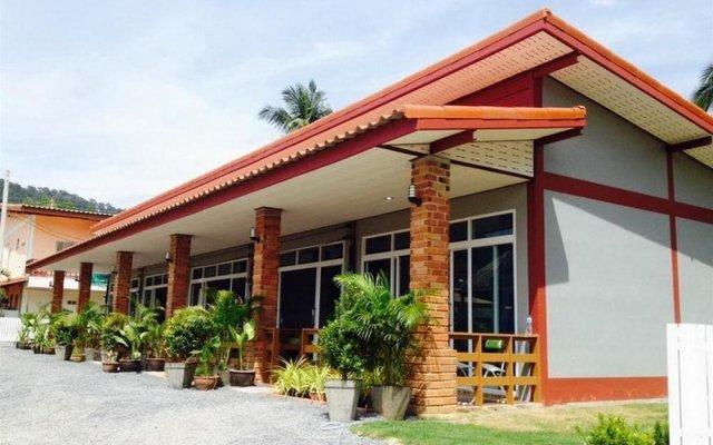 Отель Lanta Fasia House Ланта вид на фасад