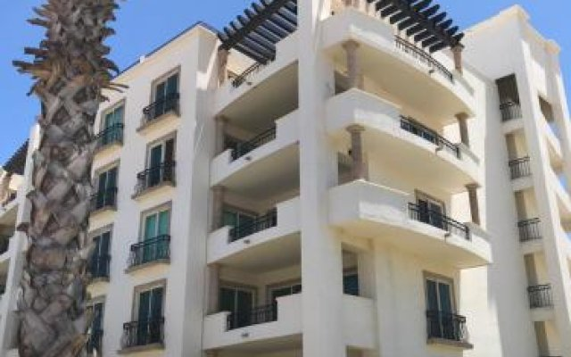 Отель Puerta Cabo Village 502 вид на фасад