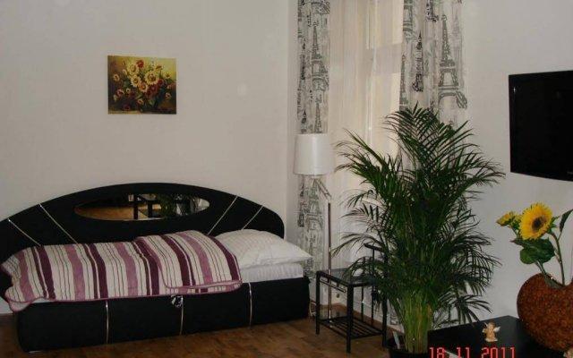 Отель LENKA Чехия, Прага - отзывы, цены и фото номеров - забронировать отель LENKA онлайн комната для гостей