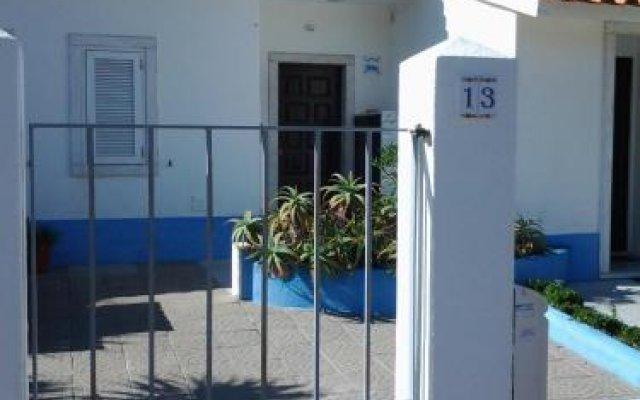 Отель Casa Praia Do Sul Мафра вид на фасад
