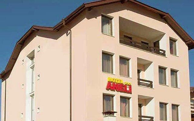 Отель Aneli Hotel Болгария, Банско - отзывы, цены и фото номеров - забронировать отель Aneli Hotel онлайн вид на фасад