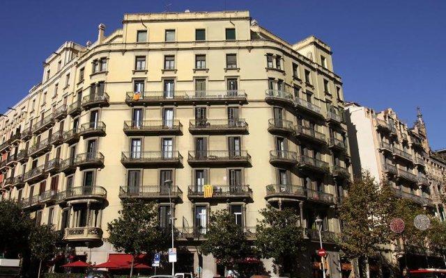 Отель Roger de LLúria Passeig de Gràcia INH 22898 вид на фасад