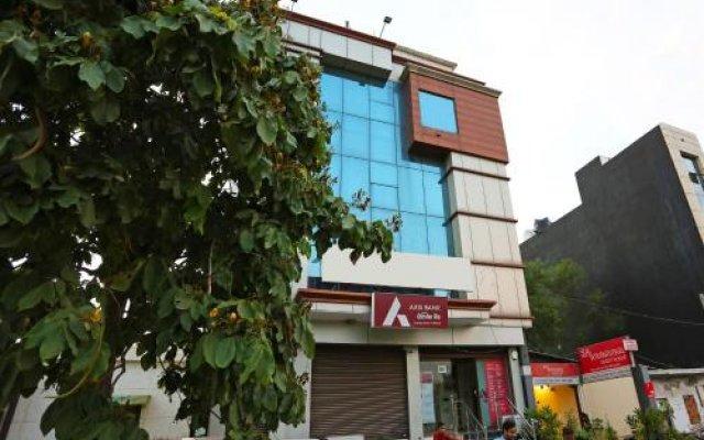 Отель Oyo 2082 Dwarka вид на фасад