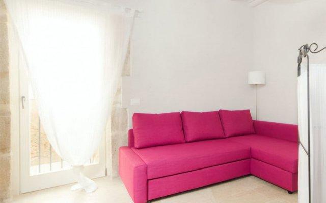 Отель Alla Giudecca Сиракуза комната для гостей