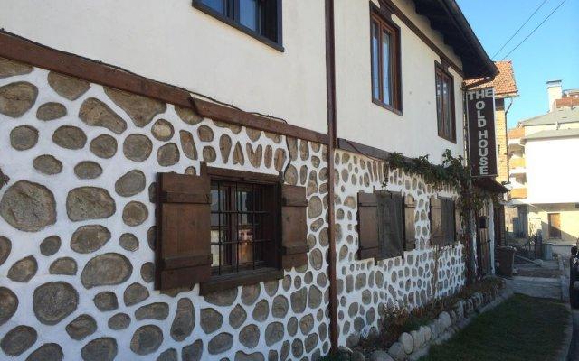 Отель Old House 1980 вид на фасад