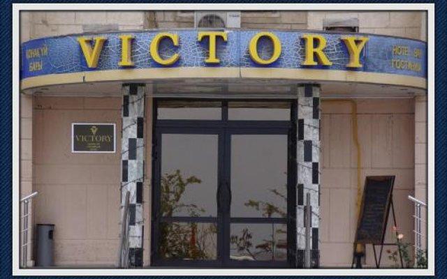 Гостиница Victoria Hotel Казахстан, Актау - отзывы, цены и фото номеров - забронировать гостиницу Victoria Hotel онлайн вид на фасад