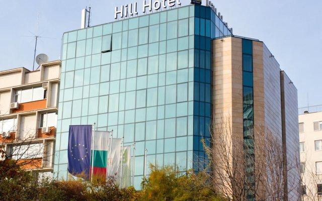 Hill Hotel вид на фасад