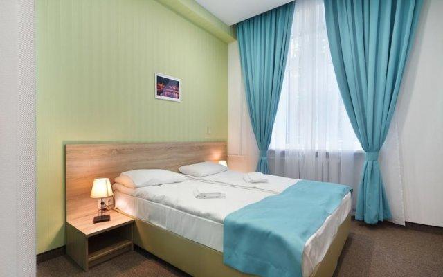 Отель City Star Москва комната для гостей