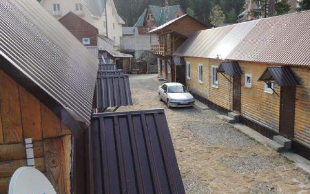 Lesnaya Skazka Hotel вид на фасад