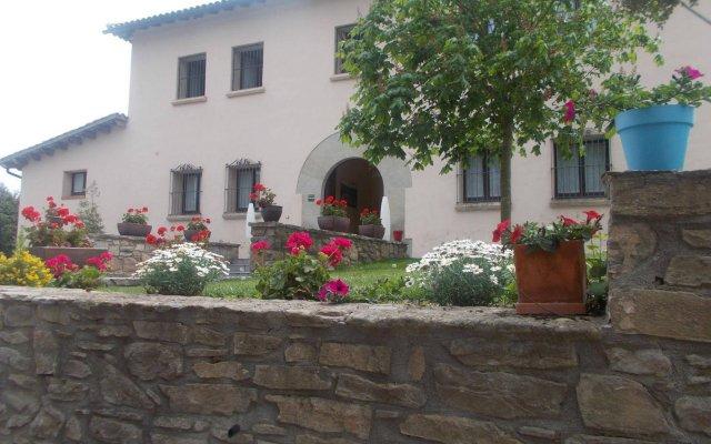 Отель La Torre del Vilar вид на фасад