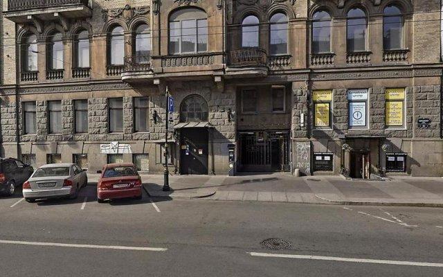 Hotel 5 Sezonov вид на фасад