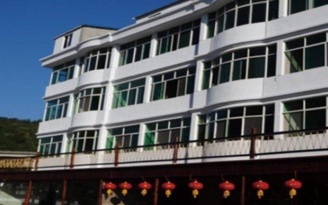 Отель Qiandaohu Qinglu Inn вид на фасад