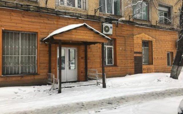 Гостиница Hostels vip вид на фасад