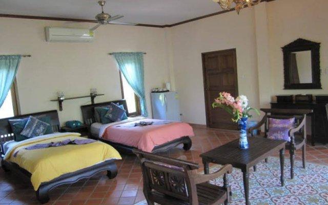 Отель Tuna Resort комната для гостей