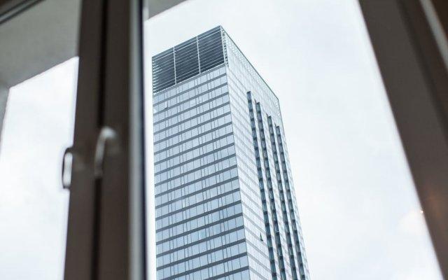 Отель Apartment4you Centrum 2 Польша, Варшава - 1 отзыв об отеле, цены и фото номеров - забронировать отель Apartment4you Centrum 2 онлайн вид на фасад
