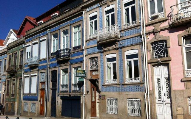 Hotel Miradaire Porto вид на фасад
