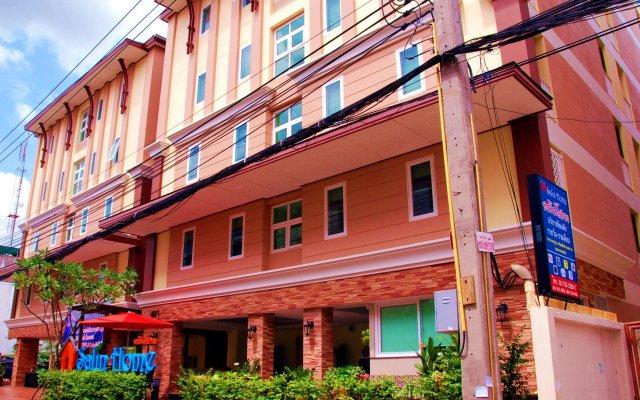 Отель Salin Home Бангкок вид на фасад