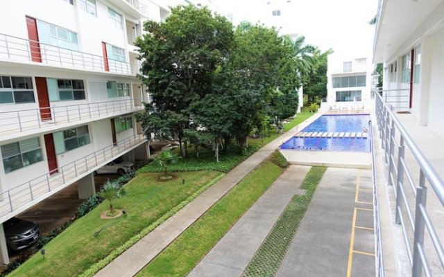 Excellent apartment for six Cancun