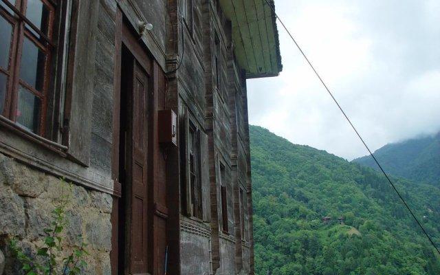 Отель Demircioglu Ortan Köyü Konagi вид на фасад
